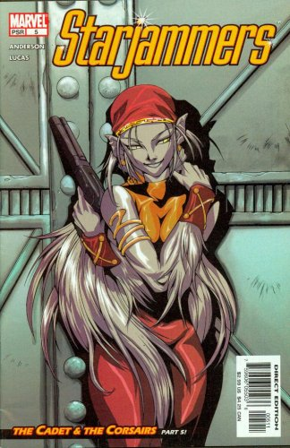 Read Online Starjammers #5 The Cadet and the Corsairs Part Five pdf epub