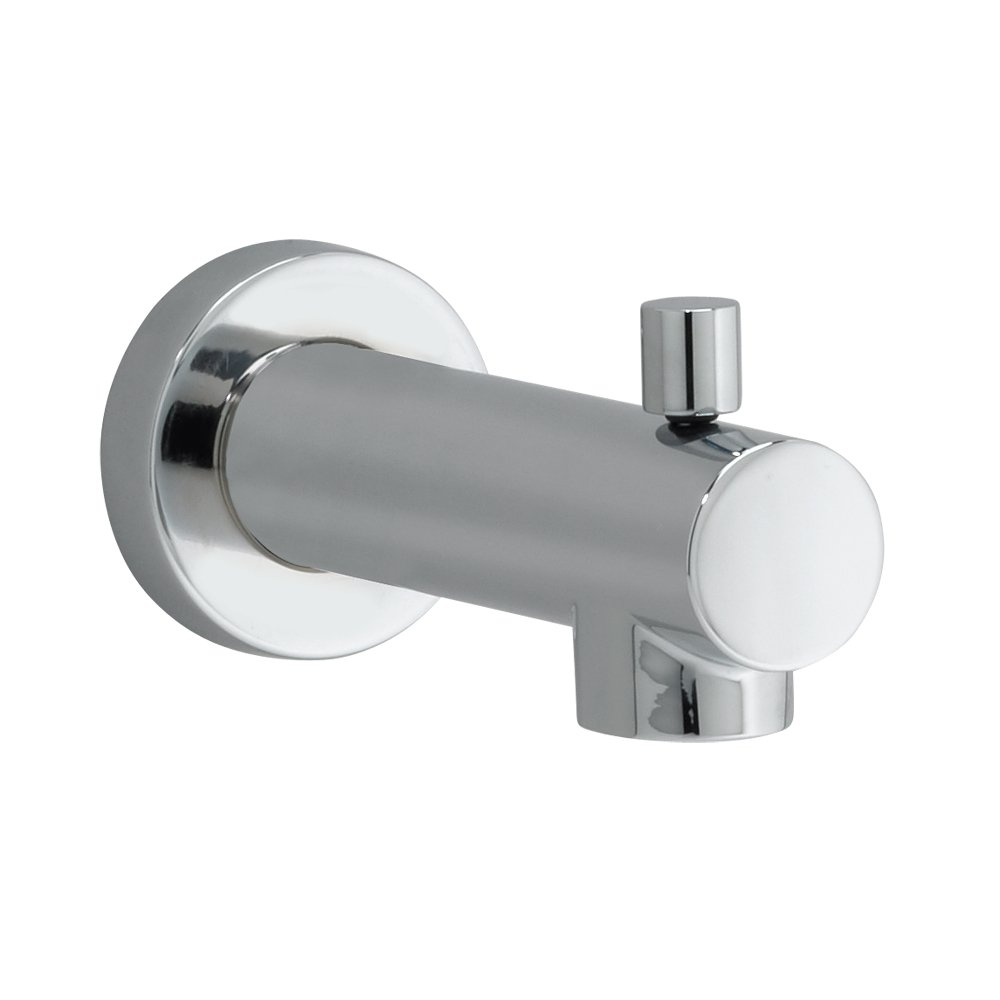 American Standard 8888.087.002 Serin Slip-On Diverter Tub Spout, Polished Chrome