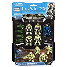 Mega Bloks: Halo Collector's Series - Last Man Standing Zombie Pack