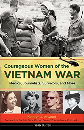 Image result for courageous women of the vietnam war