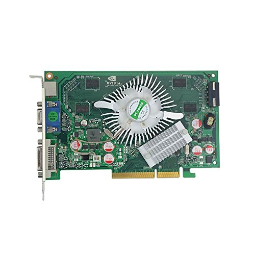Nvidia GeForce 7600GT 512MB 128-bit GDDR2 AGP 4X/8X Video -