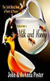 img - for The Little Black Book of Poetry & Prayer: Milk and Honey (Volume 1) book / textbook / text book