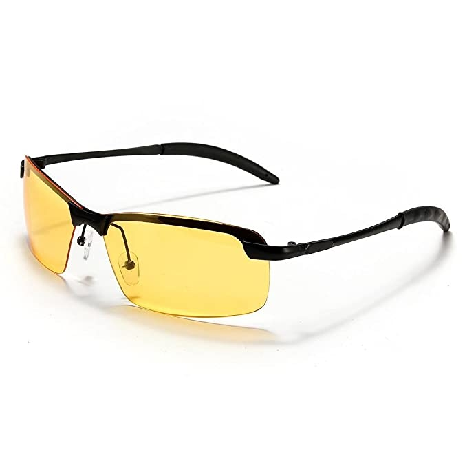 Details zu Nachtfahrbrille Nachtsichtbrille Auto Sonnenbrille Vision Kontrast Brille Kfz Uv