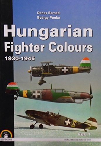 Hungarian Fighter Colours, Vol. 1: 1930-1945 (White (World Fighters Miniature Model)