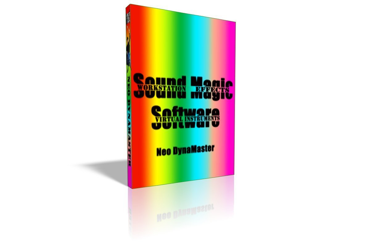 Sound Magic Neo DynaMaster Full Featured Dynamic Processing Software by SoundMAGIC