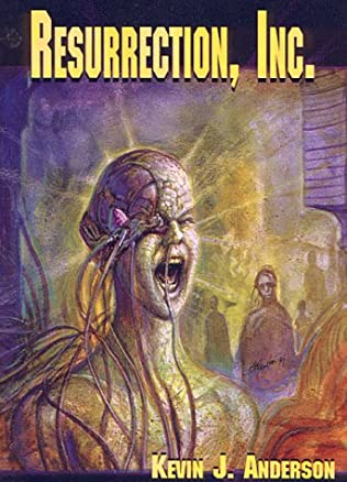 book cover of Resurrection, Inc.