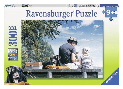 Ravensburger Fishing Days Puzzle (300-Piece)