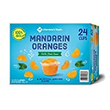 Mandarin Oranges in Fruit Juice, 4 Ounce Cups (24 Count)