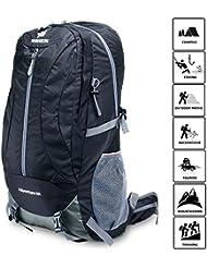 FENGGU Hiking Backpack Waterproof Mountaineering Bag Lightweight Travel Backpacks for Men and Women Outdoor Backpack...