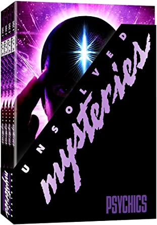 Amazon com: Unsolved Mysteries: Psychics: Robert Stack: Movies & TV
