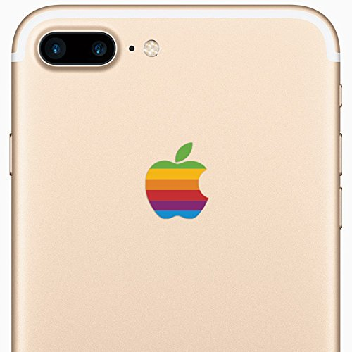 Retro Apple iPhone 7 Plus Decal Sticker for the iPhone 7 - Iphone Case Decals