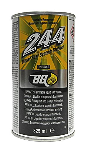 BG244 Diesel Fuel System Cleaner 11oz can