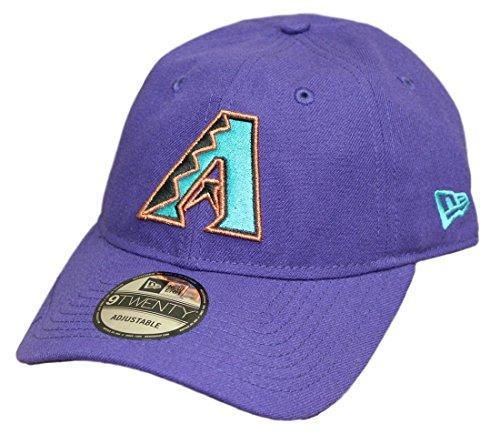 (New Era Arizona Diamondbacks 9Twenty MLB Turn Back The Clock Adjustable Hat )
