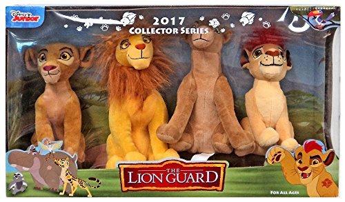 Disney Junior 2017 Collector Series The Lion