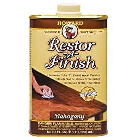Howard Restor Finish Furniture Polish