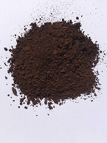 (Chestnut brown dark (1 Lb) pigment/dye for concrete,plaster,ceramic,wall paint,brick,tiles,render,pointing,mortar e.t.c)