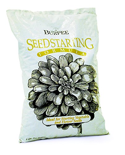 10 Qt Seed - Burpee 10 Quart Organic Seed Starting Soil