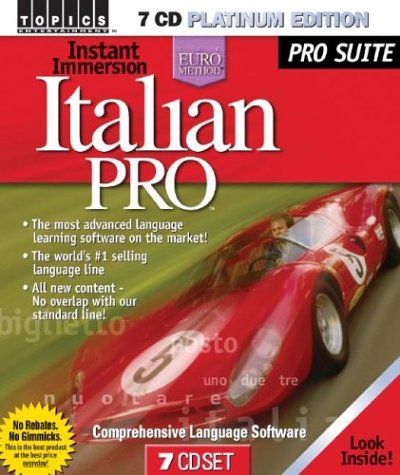 Instant Immersion Italian (Italian Edition)