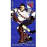 Marcel Paille Hockey Card 1994 Parkhurst Tall Boys 64-65 #101 Marcel Paille