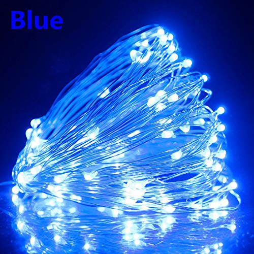 Led 100 Micro Icicle Light String in US - 6