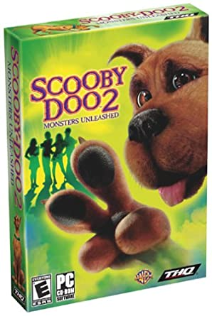 Amazon Com Scooby Doo Two Monsters Unleashed Pc Video Games