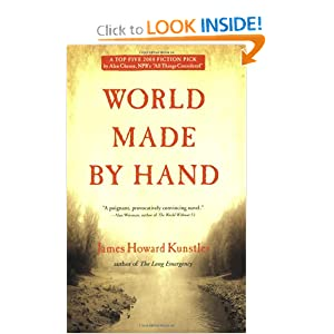 World Made Hand: A Novel