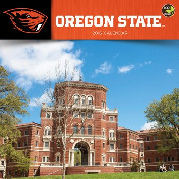 Oregon State University Wall Calendar by TF Publishing 2016