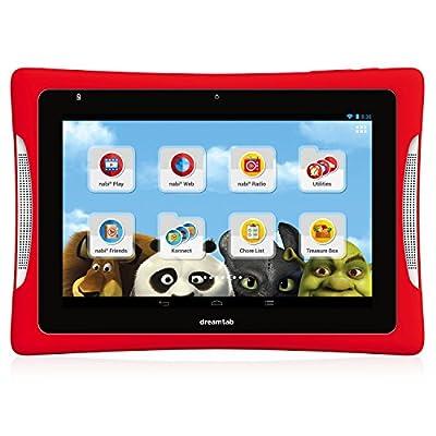 nabi DreamTab HD8 Tablet