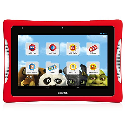 navi. nabi DreamTab HD8 Tablet (Wi-Fi Enabled) 49e54d3ddb893