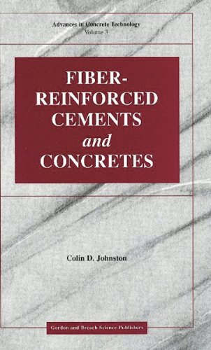 [Fiber-Reinforced Cements and Concretes (Advances in Concrete Technology)] (Reinforced Cement Concrete)