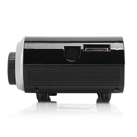 Juonjee Proyectores portátil portátil Móvil proyector de Cine en ...