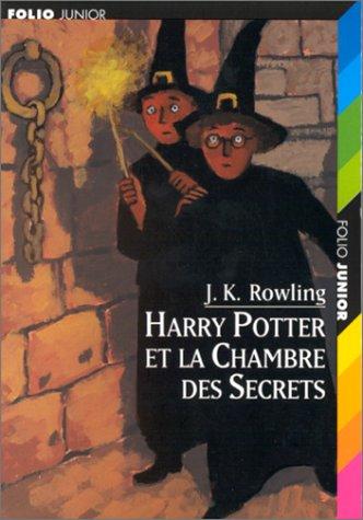 Harry Potter n° 2 Harry Potter et la chambre des secrets