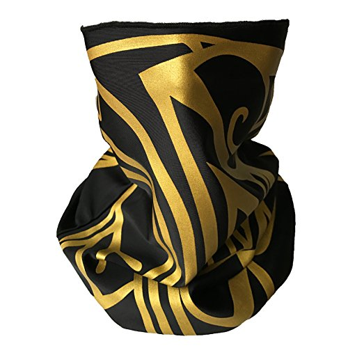 Gold Empress Emily Cosplay Mask Scarf Dishonored (Dishonored Costume Mask)