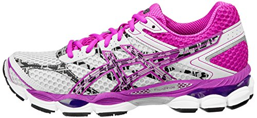 Asics Gel Cumulus  Lite Show Women S Athletic Shoes Lightning Purple Black