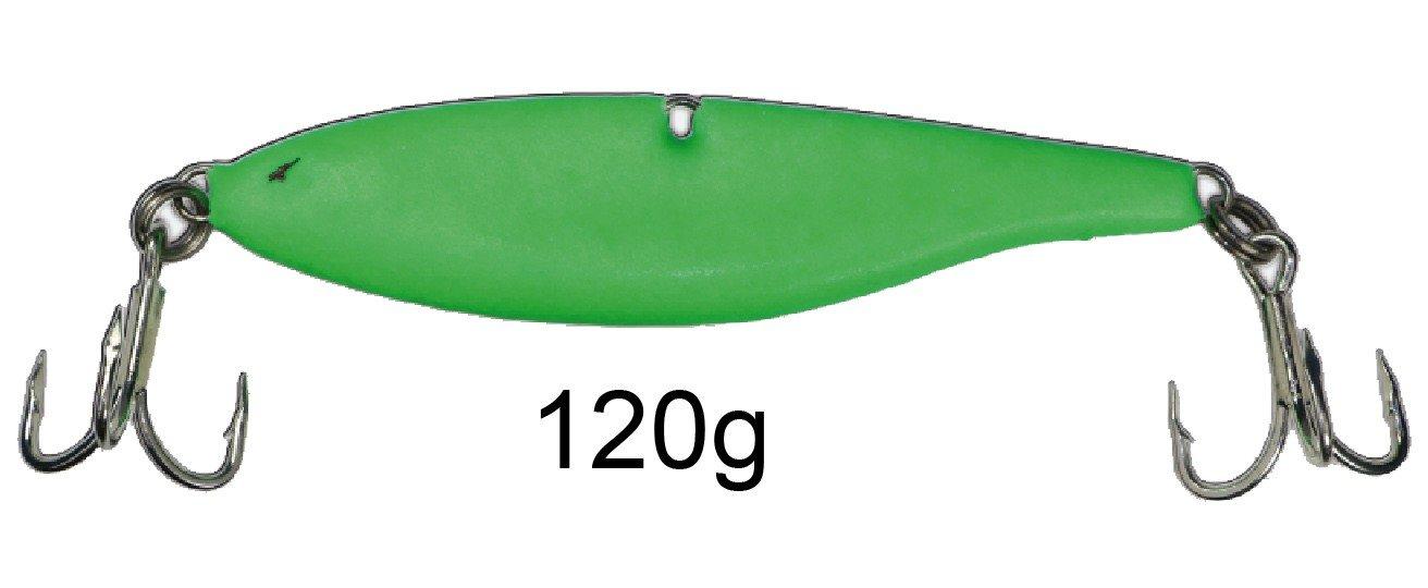 Zeck Fishing Zeck vertical Jig vertikalköder para Siluro - 85. 120 g o de 140 g para elegir. Cebo del siluro para pesca vertical. Vertical cebo señuelos de ...