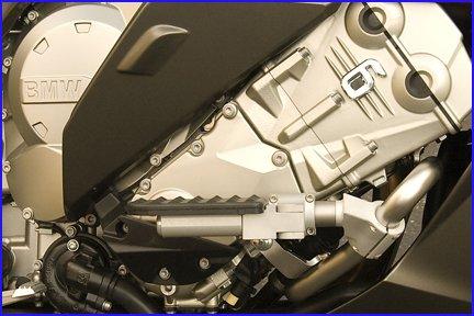 BMW K1600GT & GTL Highway Pegs for OEM Engine Bar IW-26-400