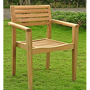 510BFIQ15BL._SS300_ Teak Dining Chairs & Outdoor Teak Chairs
