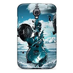 New Arrival Covers Cases With Nice Design For Galaxy S4- 3d Music Planet