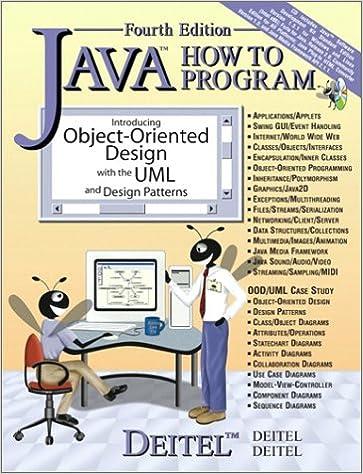 Java How to Program (4th Edition): Harvey M  Deitel, Paul J