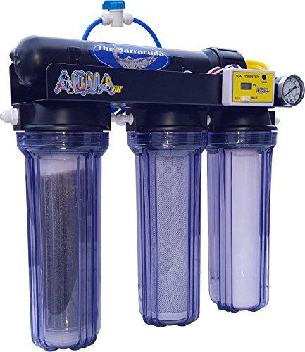 (AquaFX The leaders in reverse osmosis. AquaFX Barracuda Glacial)