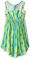 Bonnie Jean Girls' Pineapple Print Chall...