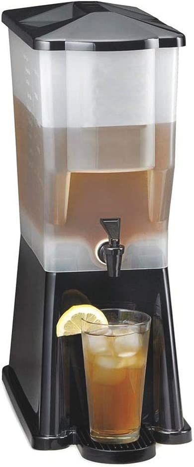 Tablecraft 3 Gal Slimline Beverage Dispenser