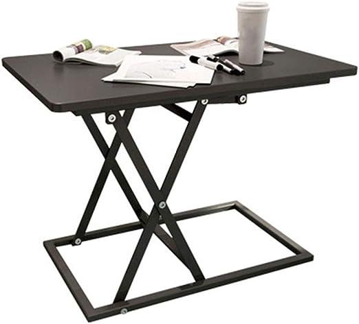 Mesa para Ordenador Ordenador de Mesa Plegable Portable Ajustable ...