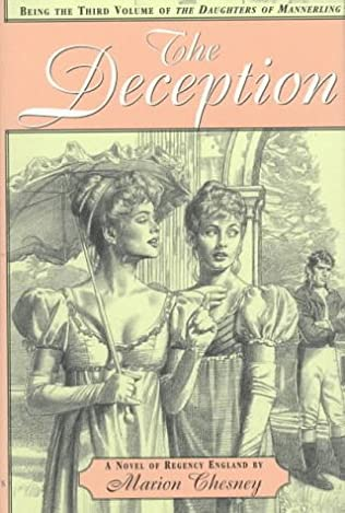 book cover of The Deception