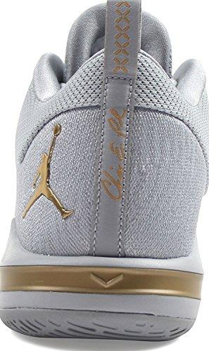 f95cd796129 NIKE Jordan CP3.X AE Mens Basketball-Shoes 897507-001_13 - Wolf Grey/Metallic  Gold-Black-White