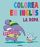Colorea en inglés: La ropa