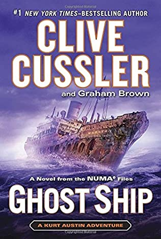 book cover of Ghost Ship