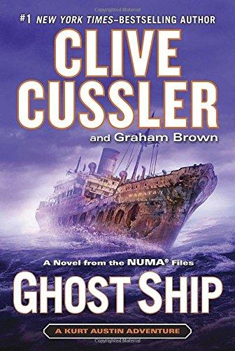 Ghost Ship Haunted (Ghost Ship (The NUMA Files))