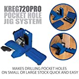 Kreg Pocket-Hole Jig 720PRO with the KHC3 Face