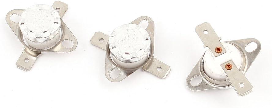 1 Pcs KSD301 NC Interruptor De Temperatura Termostato 200 Celsius 250V 10A